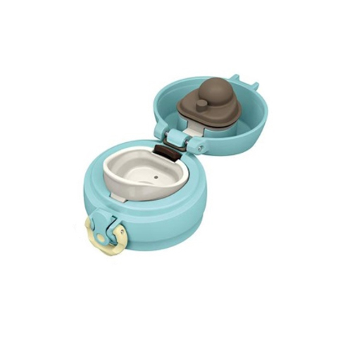 Термокружка Thermos JNL-502-WBD SS (0,5 литра), бело-голубая