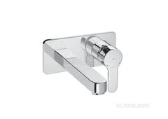 L20 Смеситель для раковины скрытого монтажа (для установки с монтажным блоком A525220603) Roca 5A3L09C00 фото