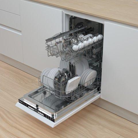 Посудомоечная машина Candy Brava CDIH 2D1047-08