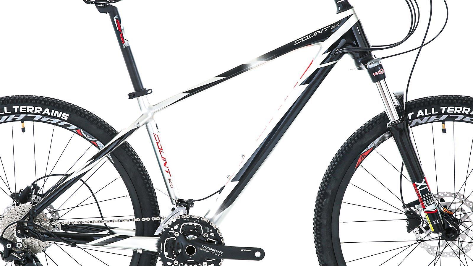 рама горного велосипеда Upland COUNT 300