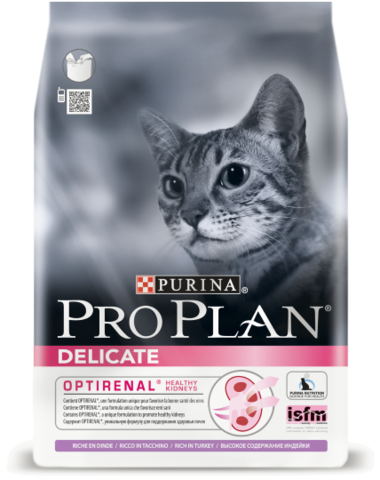 Purina PRO PLAN Delicate 1,5 кг