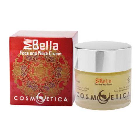 Увлажняющий крем для лица и шеи Mi Bella Cosmoetica, 50 мл