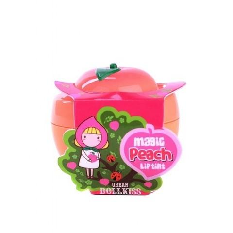 Urban Dollkiss Peach Soft Lip Balm бальзам для губ с экстрактом персика