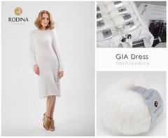 GIA Dress Fashionbox by Rodina Yarns