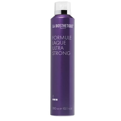 La Biosthetique Styling New: Аэрозольный лак экстрасильной фиксации для волос (Formule Laque Ultra Strong), 300мл/600мл