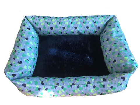 Лежак квадратный 75х55х20