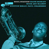 Hank Mobley, Art Blakey, Wynton Kelly, Paul Chambers / Soul Station (LP)