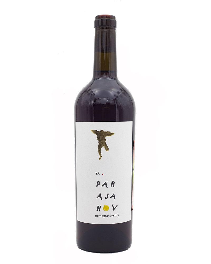 Вино фруктовое, гранатовое Сухое М.Параджанов 12,5% 0,75л.