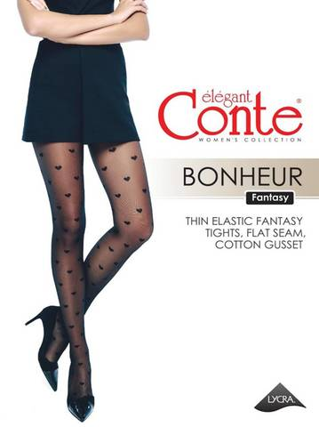 Колготки Bonheur Conte