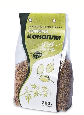 Семена конопли, 200 гр. (Образ жизни)
