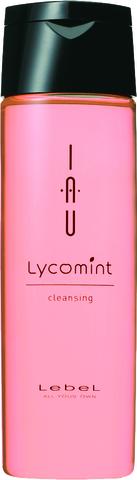 Шампунь IAU Lycomint CLEANSING 200ml купить за 2400руб
