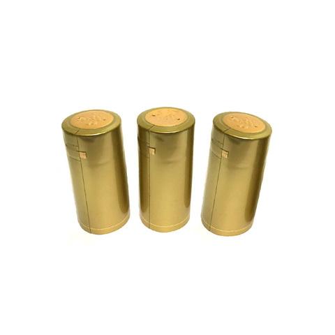 Термоколпачки золотые, 40 шт