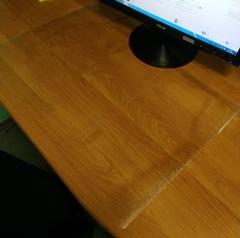 Коврик на компьютерный стол 40 х 28см