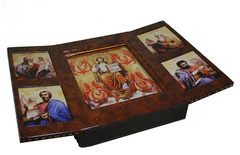 Евангелие (в футляре триптих)