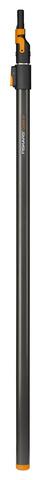 Черенок Fiskars QuikFit телескопический, 140-240 см