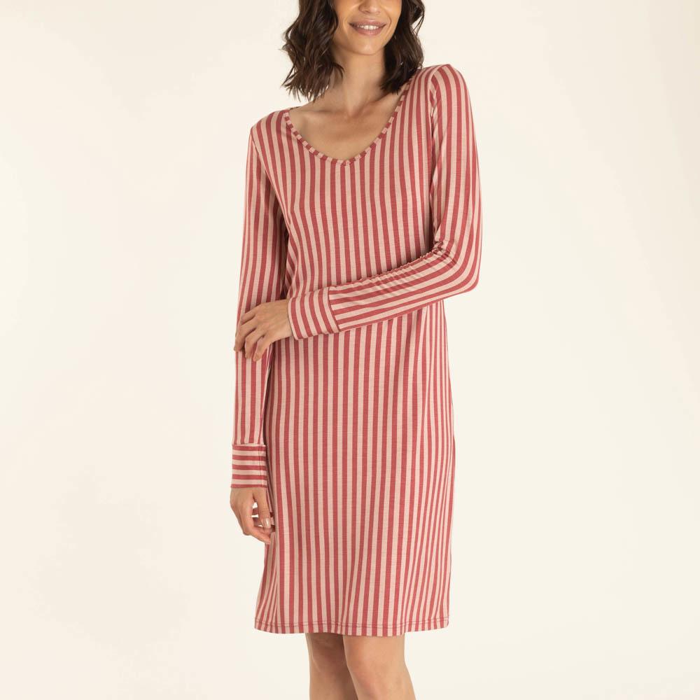 Женская ночная сорочка E21B-12X107