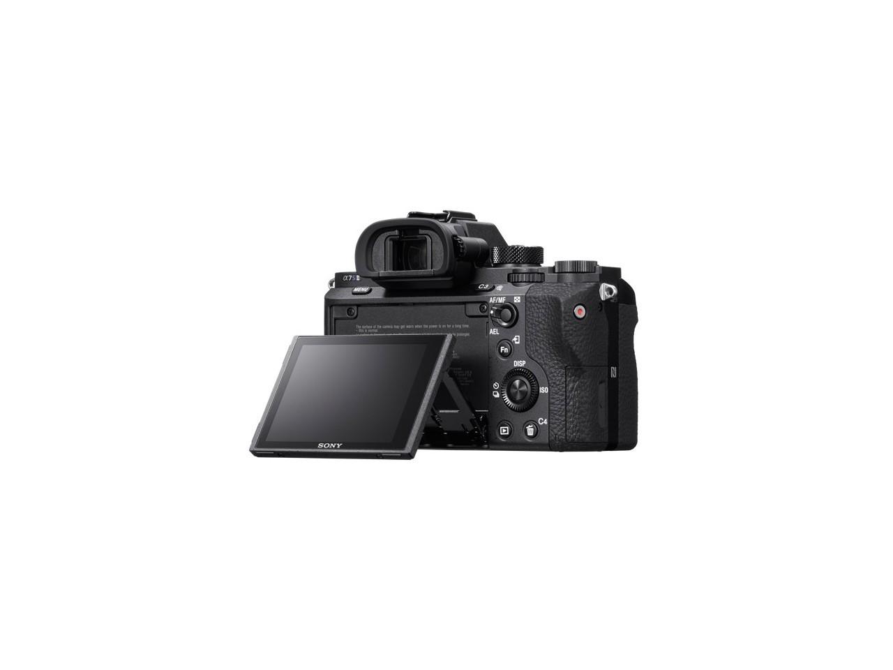 Купить Sony Alpha ILCE-7SM2 в Sony Centre Воронеж