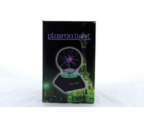 электрический Ночник Magic Flash Ball Плазменный шар Катушка тесла светильник Плазма бол Плазма шар светодиодный