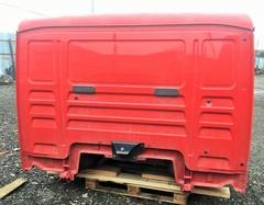 Кабина MAN TGM (красный цвет)