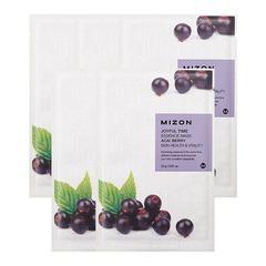 Тканевая маска для лица Mizon с экстрактом ягод асаи 23 мл