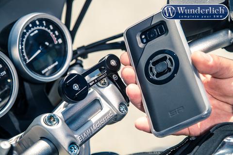 Чехол для смартфона SP-Connect Moto Bundle - iPhone 11Pro Max - черный