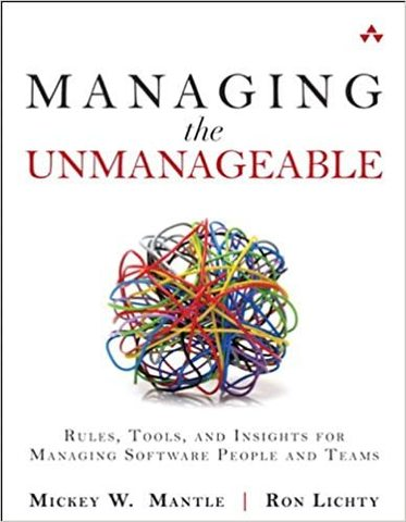 Книга Managing the Unmanageable, Mickey W. Mantle