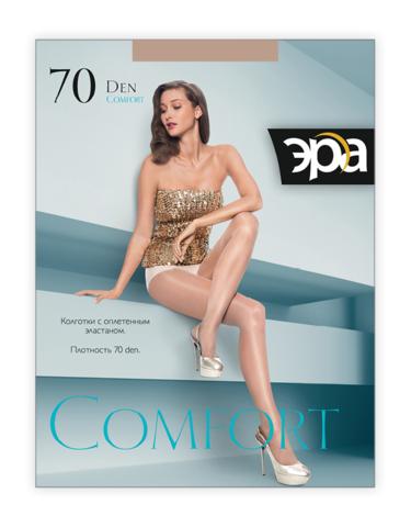 Колготки Comfort 70 den загар