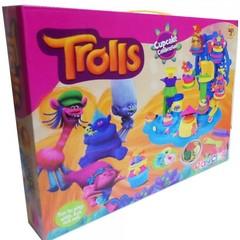 Тролли игровой набор Кинетический песок — Trolls