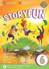 Storyfun for Flyers 2nd Edition 6 Student's Book with Online Activities and Home Fun Booklet 6