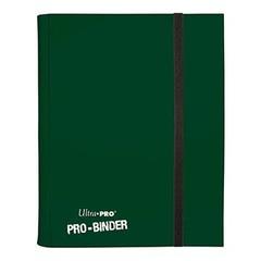Ultra Pro - Зелёный альбом для хранения карт с листами 3*3