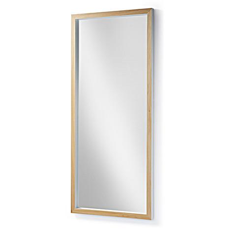 Зеркало Drop 78x178 белое