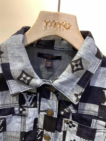 Куртка женская Аналог Louis Vuitton