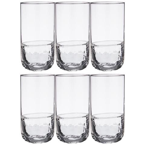 Набор стаканов для воды Айсберг 6 шт, 550 мл