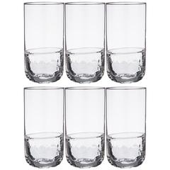 Набор стаканов для воды Айсберг 6 шт, 550 мл, фото 1