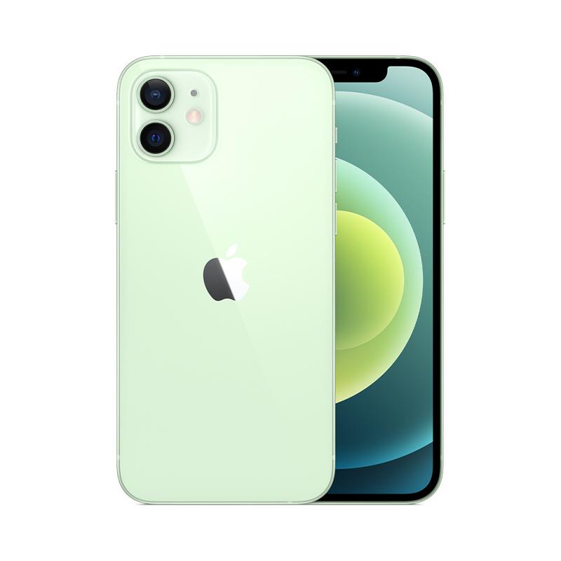 iPhone 12, 64 ГБ, зелёный