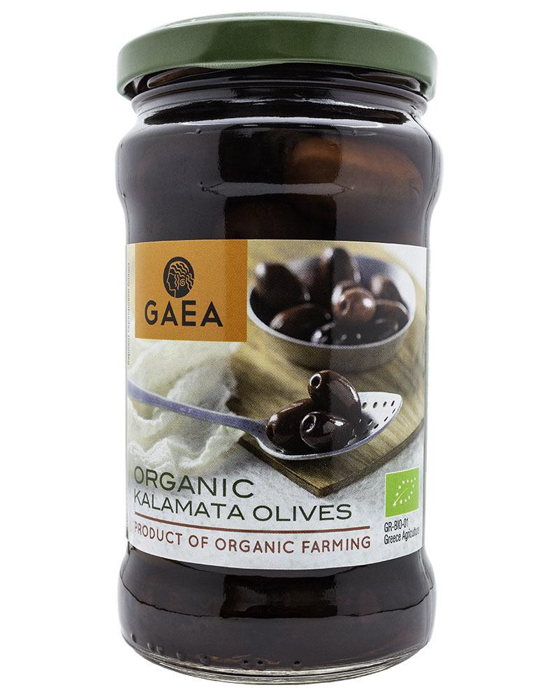 Оливки GAEA органик