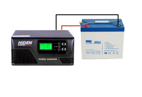 Комплект ИБП HIDEN CONTROL HPS20-0412+MNB MNG 75-12