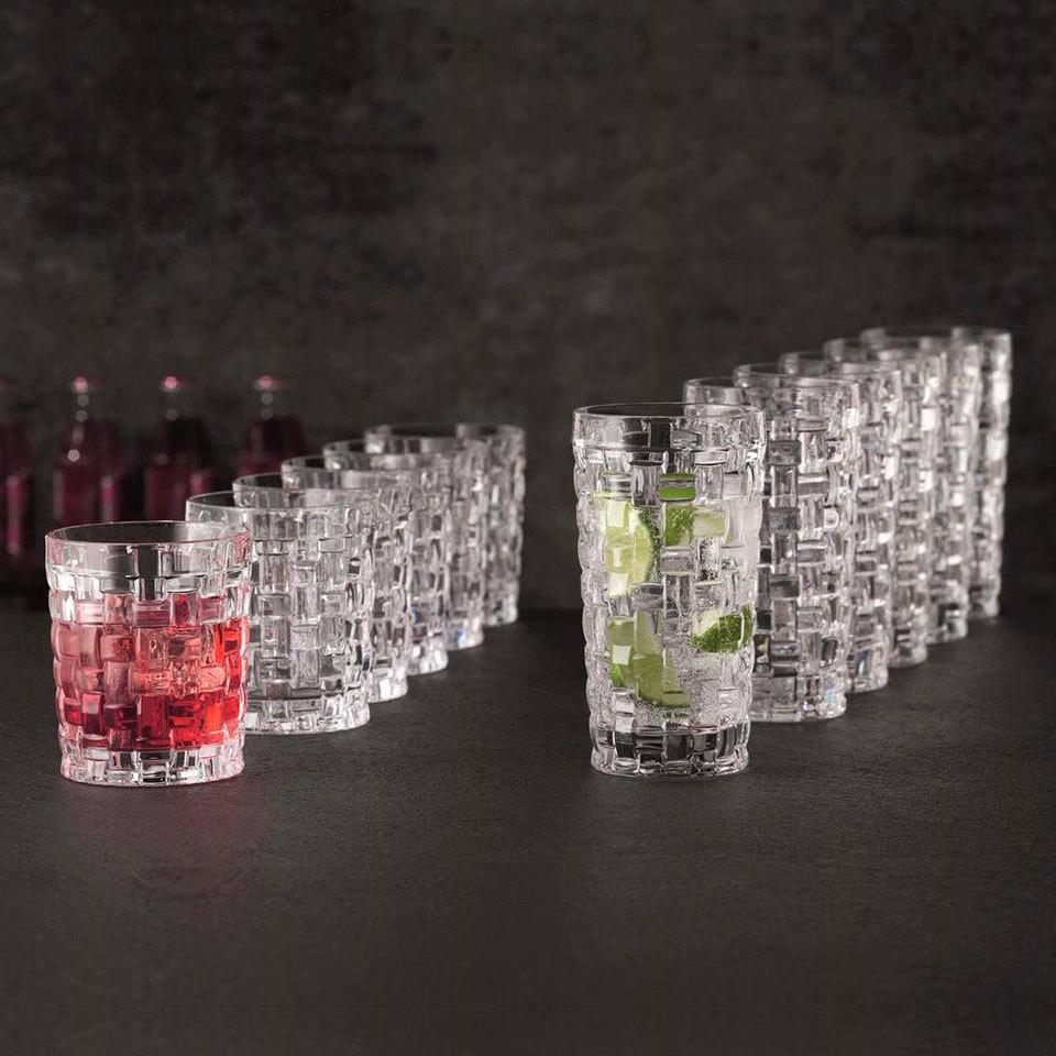 Хрустальные стаканы 12 шт Bossa Nova Nachtmann