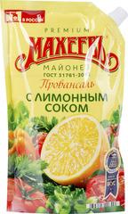 Майонез Махеевъ Провансаль с лимонным соком 400мл
