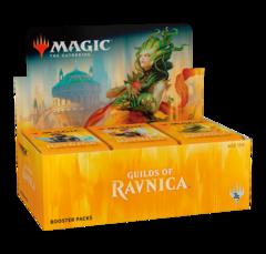 Дисплей бустеров выпуска «Guilds of Ravnica» (английский)
