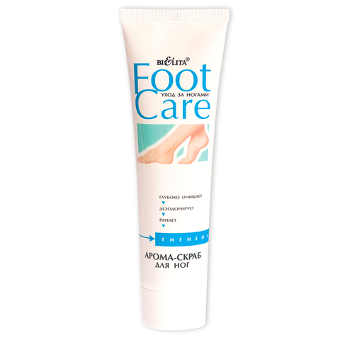 Арома-скраб для ног , 100 мл ( Foot Care )