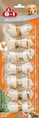 Лакомство для собак, 8in1 DELIGHTS XS, косточки для мелких собак 7,5 см 7 шт