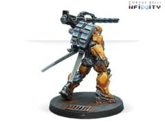 Yān Huǒ (вооружен Hyper-Rapid Magnetic Cannon)