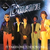 Detective / It Takes One To Know One (LP)