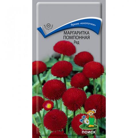Маргаритка Красный Шар 0.05г.