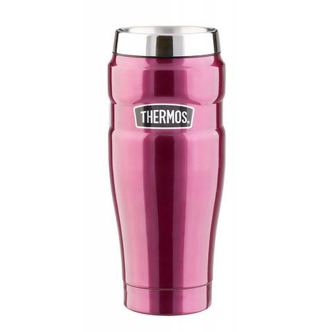 Термокружка Thermos SK1005 (0,47 литра), розовая