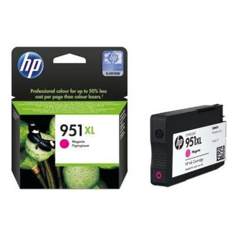 Картридж HP 951XL Officejet (CN047AE) - Пурпурный картридж HP 951XL для принтеров HP Officejet Pro 8100 ePrinter и HP Officejet Pro 8600 e-All-in-One