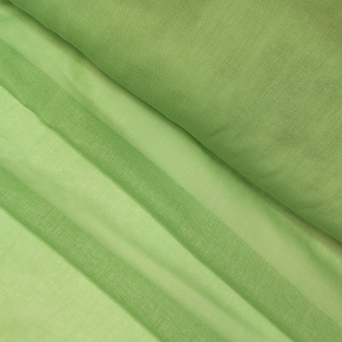 Ситец гладкокрашеный 80 см 65 гр/м2 цвет зеленый