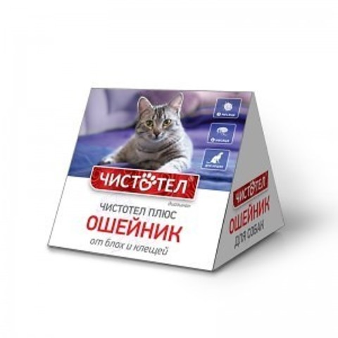 Чистотел Плюс Домик для кошек