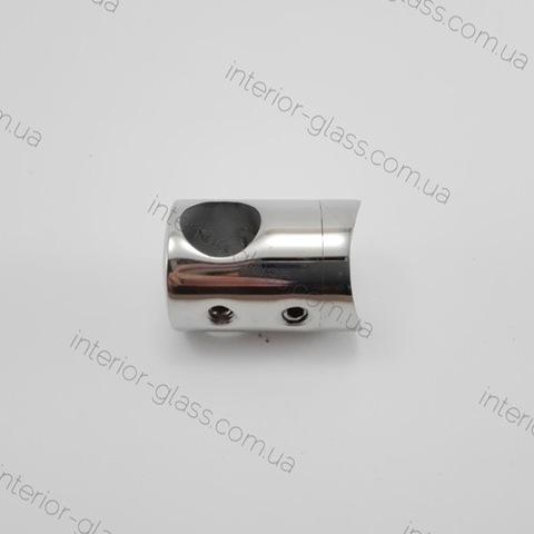 Держатель леера D=12 мм для стойки D=38,1 мм ST-425
